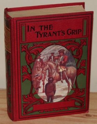 In The Tyrant's Grip by M. S. Comrie